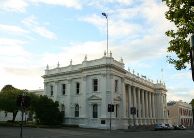 The Launceston Town Hall