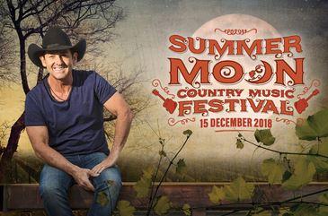 Summer Moon Festival Concert (starring Lee Kernaghan)