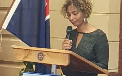 Tasmanian Leaders Programme – Archana Brammall