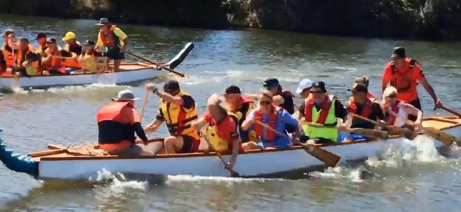 Soggy Bottom Boat Regatta – Waverley Lake