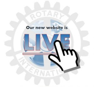 New Club Website training