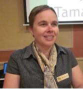 Gill Basnett- Tamar NRM (Natural Resource Management)