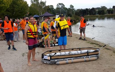Youngtown Rotary Club's Soggy Bottom Regatta
