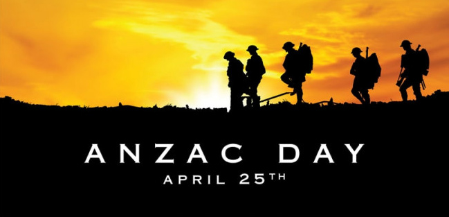 Anzac Day – No Meeting
