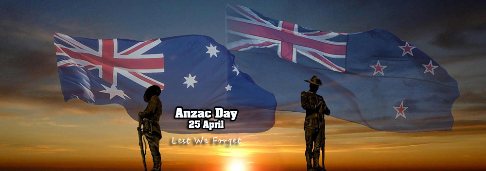 The Significance Of ANZAC Day, Lest We Forget