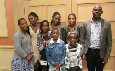 Kizito Lubuukwa -Journey from Uganda 2013