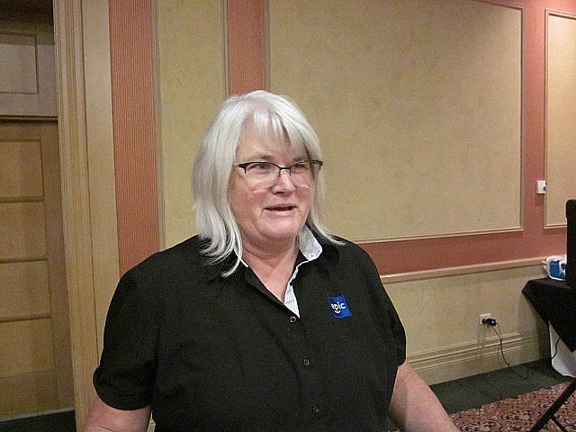 Rotarian Behind the Badge – Gaylene Baker