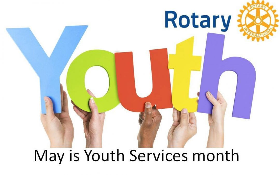 May is Youth Services Month!