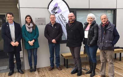 Migrant Resource Centre Opening
