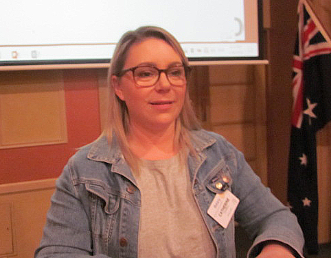 Rotarian behind the Badge – Catherine Quarrell