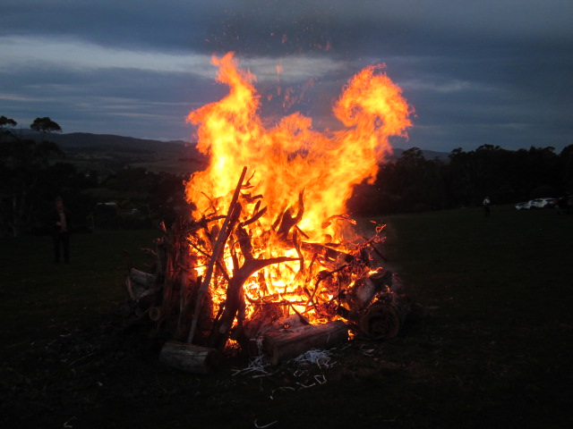 BBQ & Bonfire Night