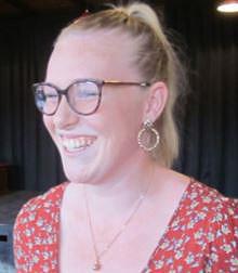 Stephanie Groves's presentation