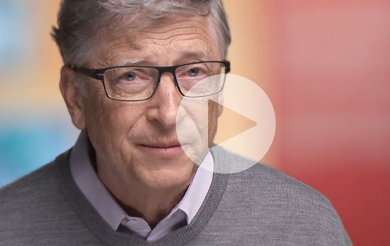 Bill Gates announces continued fundraising partnership with Rotary