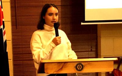 Last week's Guest Speaker
