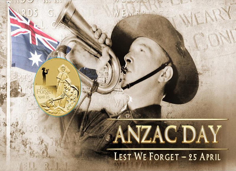 Anzac Day 25 April
